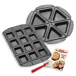 Easy Pockets Personal Pie Pan