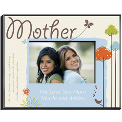 Personalized Nature's Song Picture Frame
