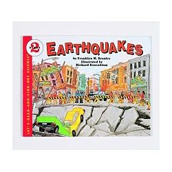Earthquakes Book