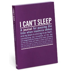 Mini I Can't Sleep Journal