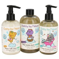 Baby's Tubby Time Clean and Soft Bath Set