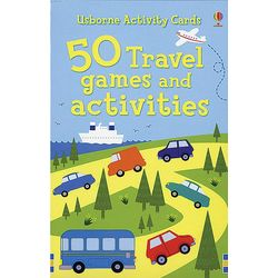 50 Travel Games and Activities Cards