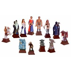 Good vs. Evil Chess Set