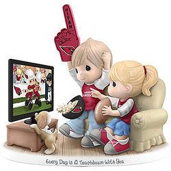 Arizona Cardinals Precious Moments Figurine