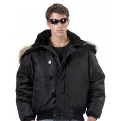 Black N-2B Jacket