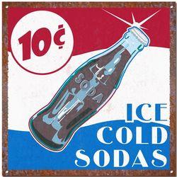 Vintage Soda Sign