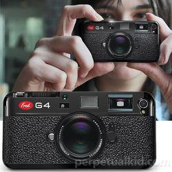 Retro Camera iPhone 4g Case