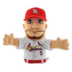 Cardinals Albert Pujols Hand Puppet