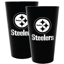 NFL Frosted Glassware