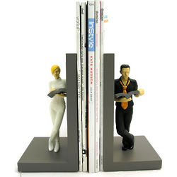 Reading Sophisticates Bookends