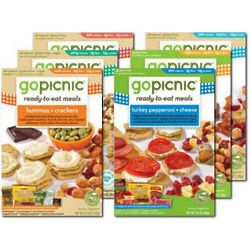 Gluten-Free Variety 6-Pack Meal Subscription