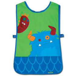 Kid's Monster Craft Apron