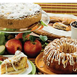 Scandinavian Family Dessert Favorites Gift Box