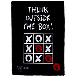 Think Outside the Box ARTcloth