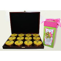 12 Tea Assortment Gift Set