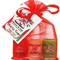 Piggy Paint Mistletoes Nail Polish Set