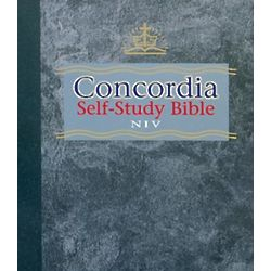 Concordia Self-Study NIV Bible