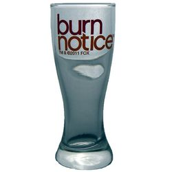 Burn Notice Shot Glass
