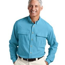Men's UPF 50+ Travel Shirt
