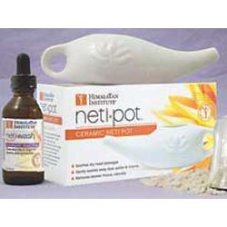 Sinus Relief Neti Pot Set
