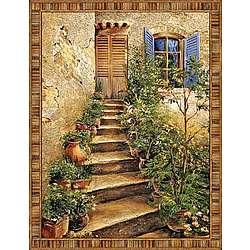 Tuscan Villa II Tapestry