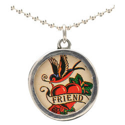 Love True Friends Necklace