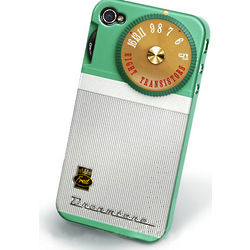 Radio Flashback iPhone 4G Cover