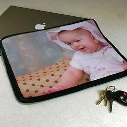 "Custom Photo 14"" Laptop Sleeve"