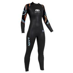 Women's Triathlon Wetsuit