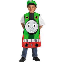 Percy the Small Green Train Child Costume