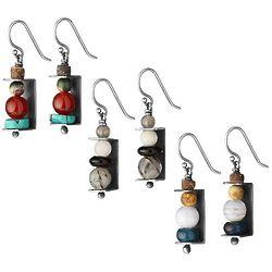 Totem Stone Earrings