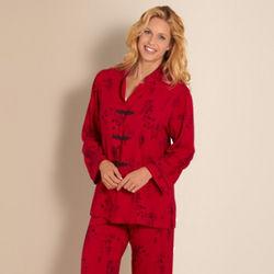 Buddha Lounger Pajama Set