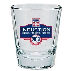 Baseball Hall of Fame 2013 Induction Shot Glass