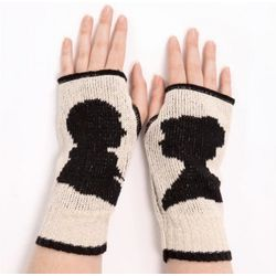 Pride and Prejudice Hand Warmers