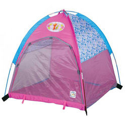 Tiny and Buddy's Nursery Tent
