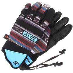 Faded Snowboard Gloves