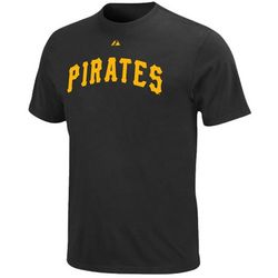 Majestic Roberto Clemente Pittsburgh Pirates Cooperstown T-Shirt