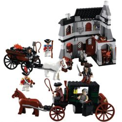 LEGO Pirates of the Caribbean The London Escape Playset