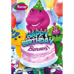 Happy Birthday Barney DVD