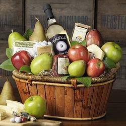 Legacy Fruit Gourmet Gift Basket