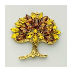 Almost Autumn Tree Pin