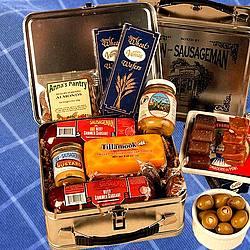 The Retro Gourmet Gift Box