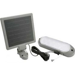 Solar Powered LED Shed Light