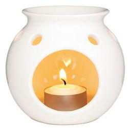 Crackled Ceramic Oil Burner