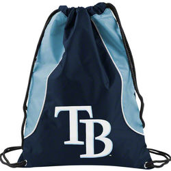 Tampa Bay Rays Navy Axis Backsack