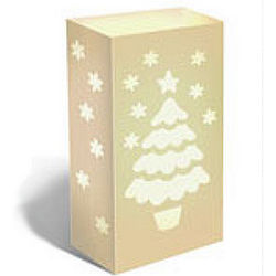 Christmas Tree Luminarias Kit