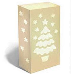 Christmas Tree Luminarias Kit