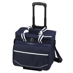 Bold Picnic Cooler on Wheels for 4