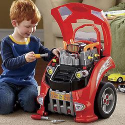 Car Engine Toy