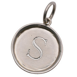 Personalized Initial Pendant
